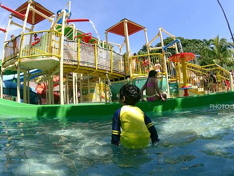巴厘岛泡泡水上乐园旅游景点图片