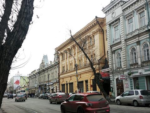 卡尔马克思大街旅游景点图片