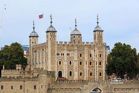 伦敦塔的图片