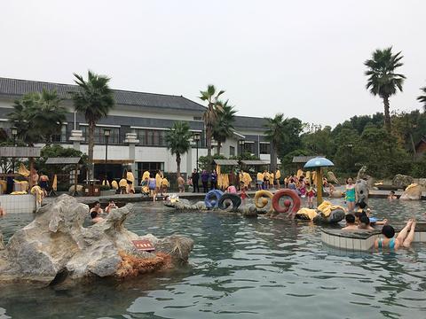 罗田三里畈温泉旅游景点图片