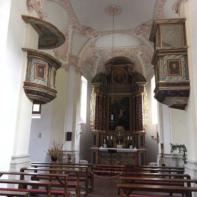 圣巴多罗买礼拜堂图片