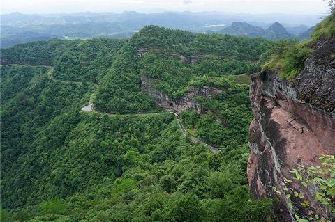 齐云山的图片
