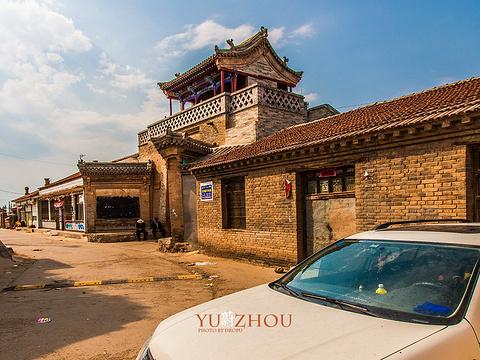 宋家庄古村旅游景点图片