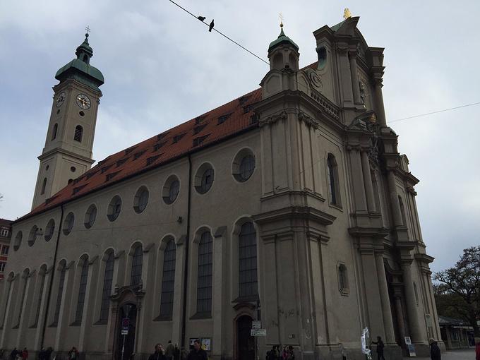 圣彼得教堂图片