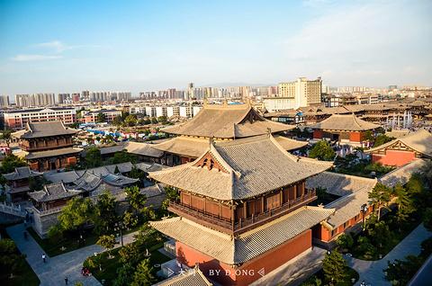 华严寺的图片