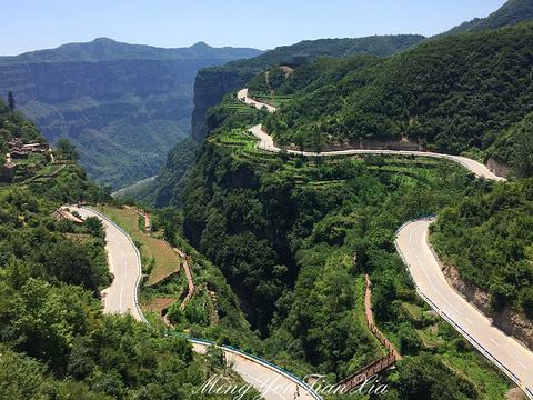 桃花谷旅游景点图片