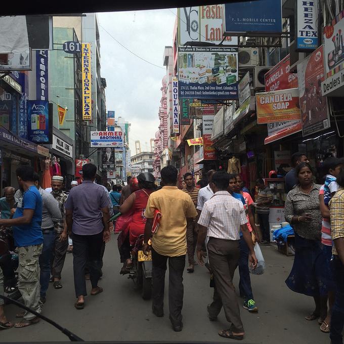 科伦坡街头图片