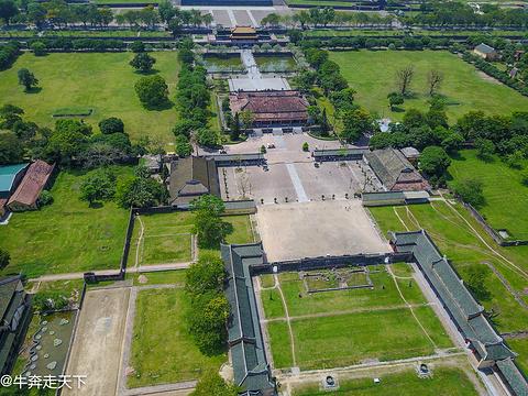 顺化皇城旅游景点图片