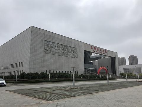 抚州市博物馆旅游景点攻略图