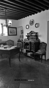 科蒂乔拉斯皮莱塔斯酒店(Hotel Cortijo Las Piletas)旅游景点攻略图