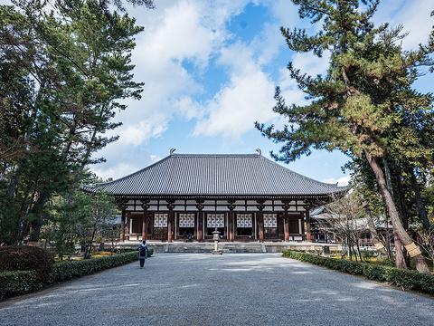 唐招提寺旅游景点图片