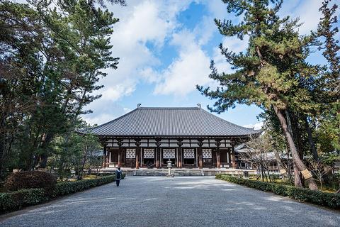 唐招提寺的图片