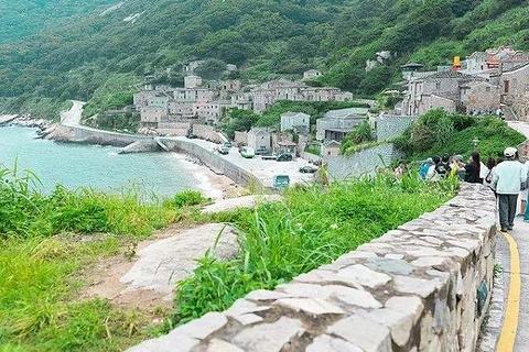 芹壁村旅游景点攻略图