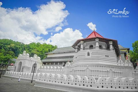 佛牙寺旅游景点攻略图