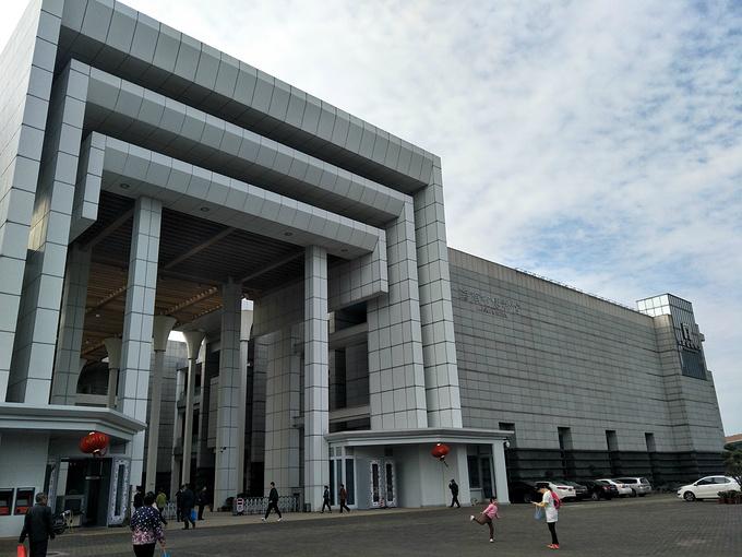 海南省博物馆图片