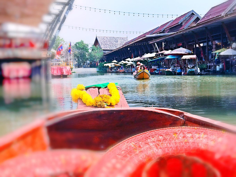Floating Market四方水上市场图片