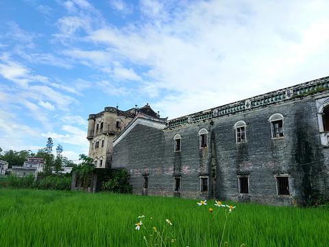 锦江里碉楼群