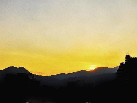 小梅沙旅游景点图片