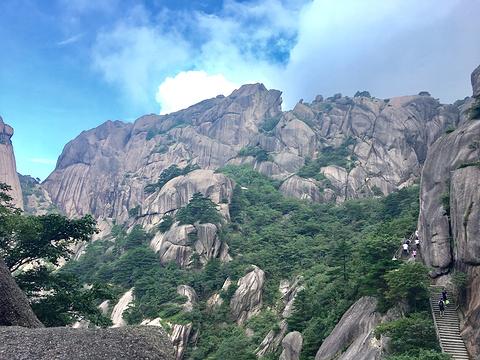 鳌鱼峰旅游景点图片