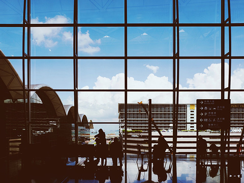 香港国际机场旅游景点图片