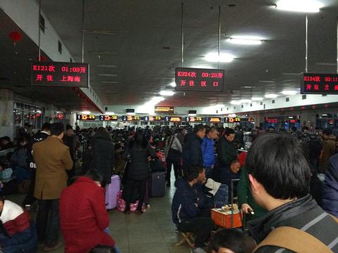 南昌西站旅游景点攻略图