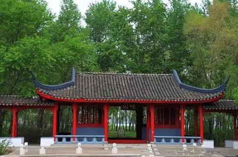 长山明珠园旅游景点攻略图