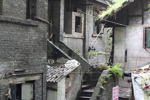 下浩老街旅游景点攻略图