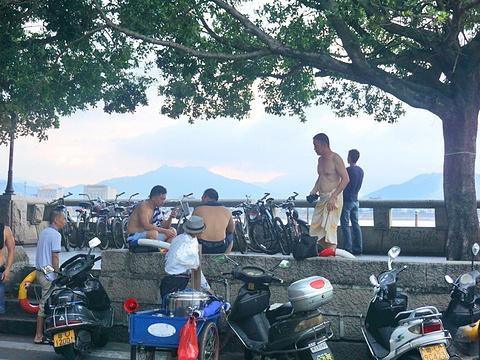 韩江旅游景点图片