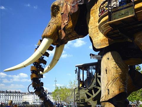 南特机器岛乐园旅游景点图片