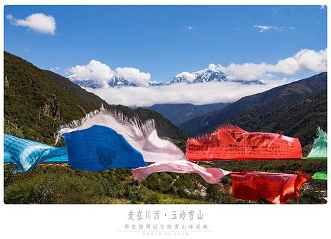 西岭雪山旅游景点攻略图