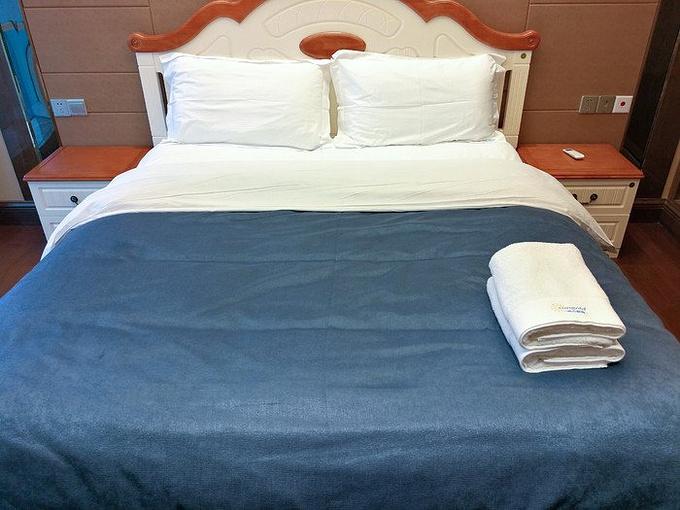 不喜欢同一家酒店住两遍,今天换成都丽思阁度假公寓(春熙路店)图片