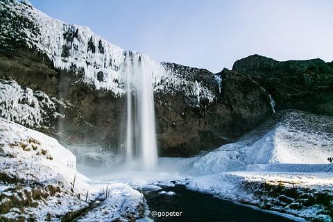 塞里雅兰瀑布旅游景点攻略图