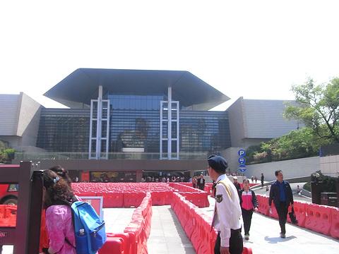 湖南省博物馆旅游景点攻略图