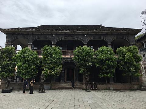 中国女红军纪念馆旅游景点攻略图