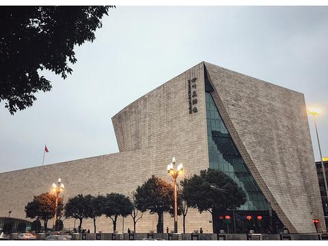 四川省图书馆旅游景点图片