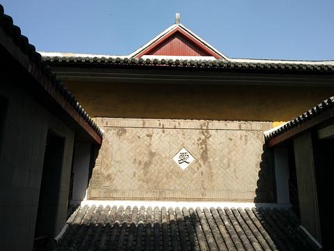 贺龙指挥部旧址旅游景点图片