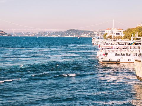 博斯普鲁斯海峡旅游景点图片