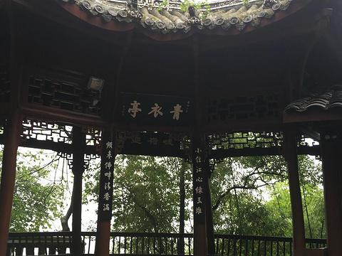 乌尤寺旅游景点图片