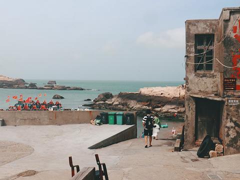 青浜岛旅游景点图片