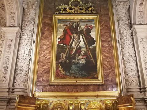 塞维利亚大教堂圣器室旅游景点图片
