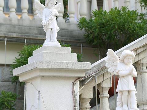 泉州天主教堂旅游景点图片