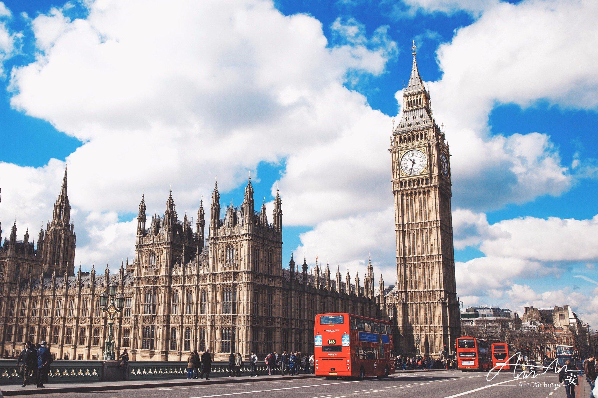 伦敦经典3日线路