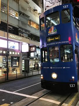 香港电车叮叮车
