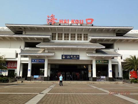 海口站旅游景点图片