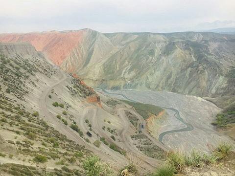 泥火山旅游景点图片