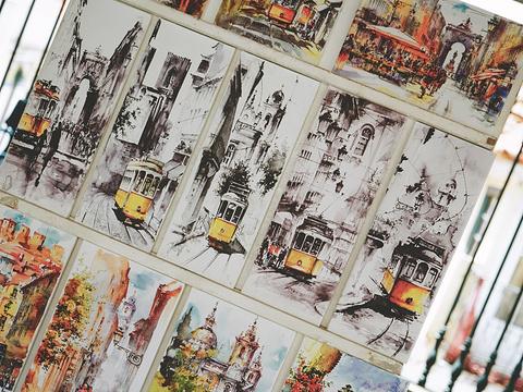 阿尔法玛老城区旅游景点图片