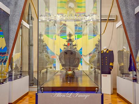 太平洋舰队博物馆旅游景点图片