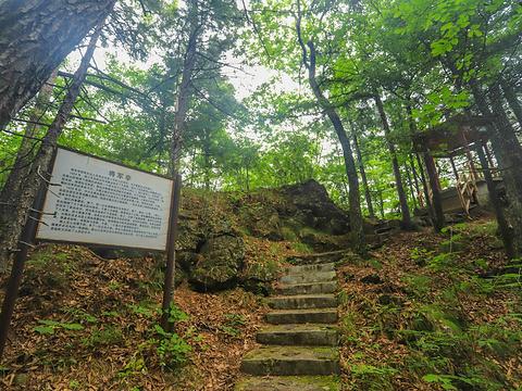 上甘岭溪水国家森林公园旅游景点图片