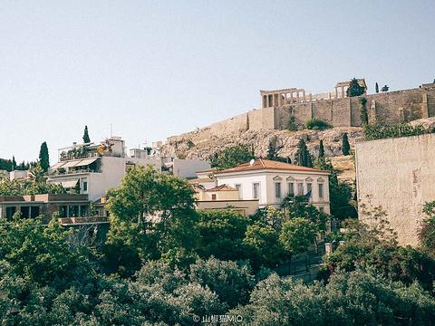 雅典卫城博物馆旅游景点图片
