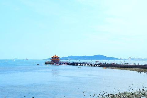 青岛湾旅游景点攻略图